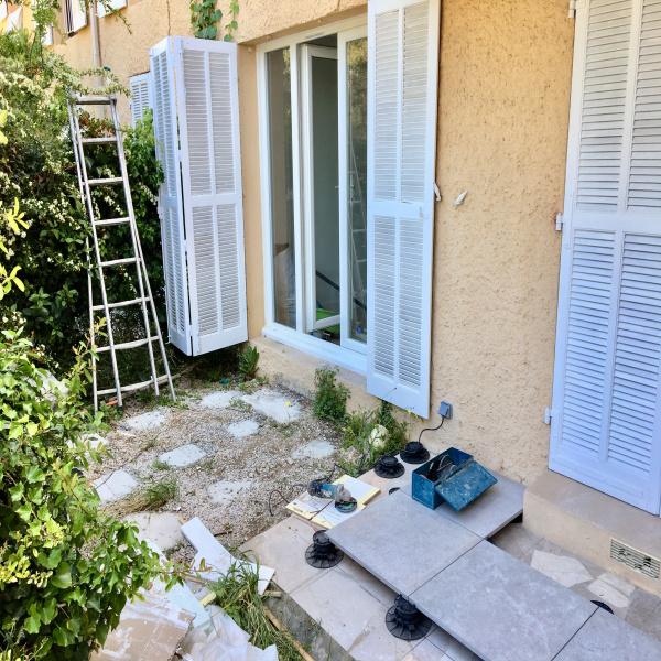 Offres de location Rez de jardin Saint-Cyr-sur-Mer 83270